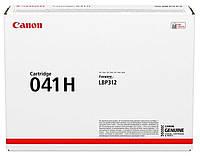Картридж Canon 041H для LBP312, Black (0453C002)