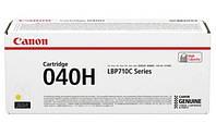Картридж Canon 040H для LBP71х, Yellow (0455C001)