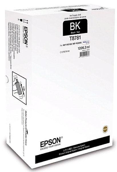 Картридж Epson WF-R5190/5690 Black, XXL (C13T878140)