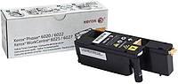 Картридж Xerox для P60хх/WC60хх, Yellow (106R02762)