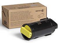 Тонер-картридж Xerox VL C500/C505, Yellow (106R03883)