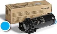 Тонер-картридж Xerox P6510/WC6515, Cyan (106R03693)