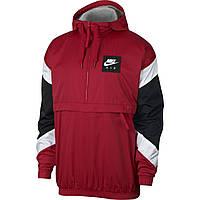 1296102f Мужская ветрозащитная куртка Nike NSW Men's Air Woven Jacket 932137-687