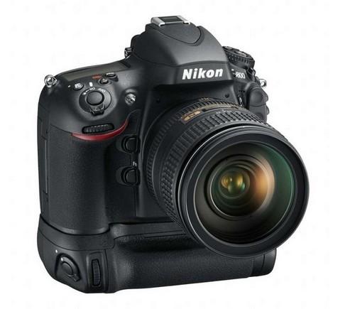 Батарейная ручка для Nikon d800 Premium MB-D12 Meike