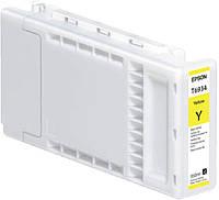 Картридж Epson SC-T3000/5000/7000 Yellow, 350 мл (C13T693400)