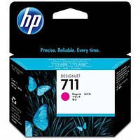 Картридж HP 711 для DJ 120/520 Magenta, 28 мл (CZ131A)