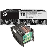 Печатающая головка HP №711 для DJ 120/520 (C1Q10A)