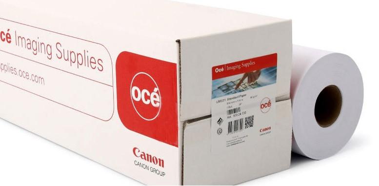 Бумага Oсe Standard Paper 90 г/м2 (0,610х50 м) (7675B053)