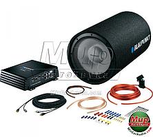 Сабвуферный комплект Blaupunkt BassPack 2011 Tube (Сабвуфер + усилитель + провода)