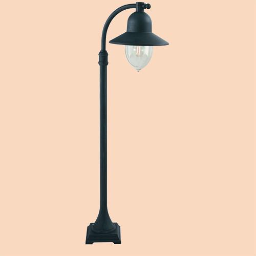 Уличный фонарь Norlys Como 375B 1х57Вт E27 черный/металл