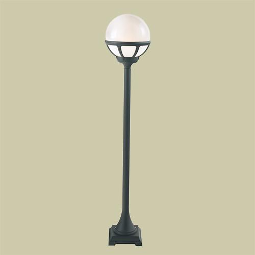 Уличный фонарь Norlys Bologna 315B 1х46Вт E27 белый/металл
