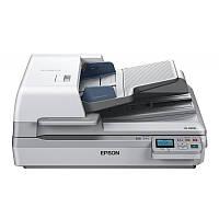 Сканер планшетный А3 Epson WorkForce DS-70000N (B11B204331BT)