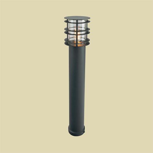 Уличный фонарь Norlys Stockholm 297B 1х60Вт E27 черный/металл