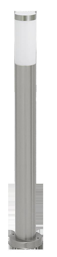 Уличный фонарь Rabalux Inox torch 8264 1х60Вт Е27 белый/металл