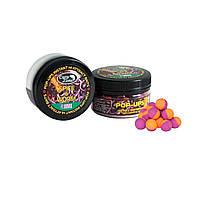 Поп Ап Pop-Ups Fluro Spice & Worm (Индийские специи и Червь)  12mm/30pc
