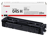 Картридж Canon 045H для MF61х/63х, Magenta (1244C002)