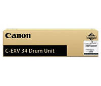 Фотобарабан Canon Drum Unit C-EXV34 для iRAC20xx, Black (3786B003)