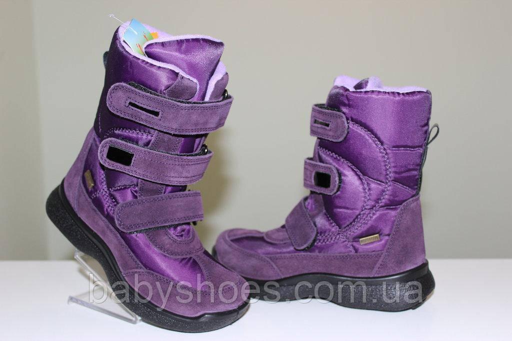 Мембранные ботинки для девочки Tigina Тигина мод. 96102020