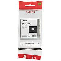 Картридж Canon PFI-107Bk для iPF670/770 Black, 130 мл (6705B001)