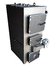 Твердотопливный пиролизный котел 80 кВт DM-STELLA, фото 2