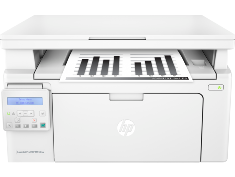 МФУ A4 монохромное HP LaserJet Pro MFP M130nw (G3Q58A)