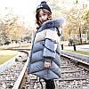 Детская куртка 110-160, серый, фото 7