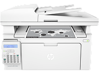 МФУ А4 монохромное HP LaserJet Pro M130fn (G3Q59A)