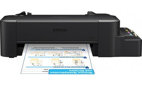 Принтер цветной А4 Epson L120 (C11CD76302)