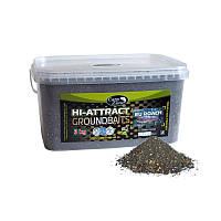 Прикормка Hi-Attractant Groundbait Roach (Плотва)  3 кг, фото 1