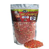 Прикормка Big Carp Series Baits Plum (Слива) 1 кг, фото 1