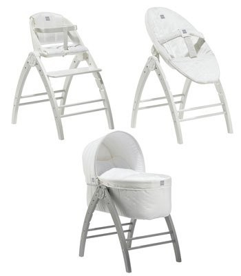 Baby Dan Angel 3 в 1 (люлька, кресло - шезлонг, стульчик для кормления)