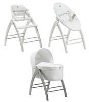 Baby Dan Angel 3 в 1 (люлька, кресло - шезлонг, стульчик для кормления), фото 1