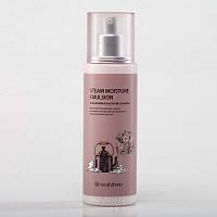 Эмульсия для лица с увлажняющим эффектом на основе масла ши Art Steam Moisture Emulsion SeaNtree - 180 мл