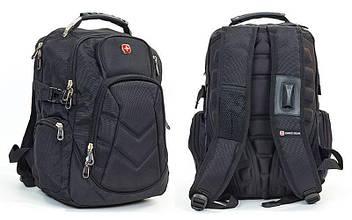 Рюкзак городской VICTORINOX KG-6 (PL, р-р 40x30x18см, черный)
