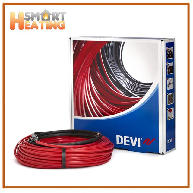 Нагревательный кабель двухжильный
