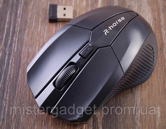 Мышка R-horse RF-6220 2.4Ghz оптическая беспроводная, фото 2