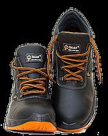 Черевики робочі з нат шкіри з металоноском SE/M112  S1 SRC (ботинки рабочие с металоноском)
