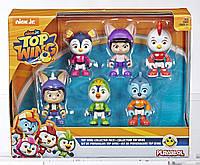 Коллекционный набор фигурок Top Wing / Отважные птенцы Hasbro