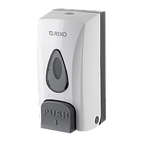 Дозатор жидкого мыла Rixo Maggio S178W