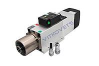Шпиндель (с фланцем) GDZ120X103-4.5 4P с автоматической сменой инструмента (воздушное охлаждение) 4.5KW