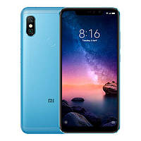 Xiaomi Redmi 6 4/64GB Dual Sim Blue (Global)