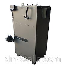 Твердотопливный котел на дровах 100 кВт DM-STELLA (двухконтурный), фото 3