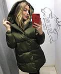 """Женская теплая куртка """"Мадрид"""", фото 6"""