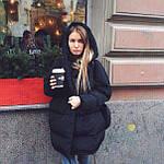 """Женская теплая куртка """"Мадрид"""", фото 2"""