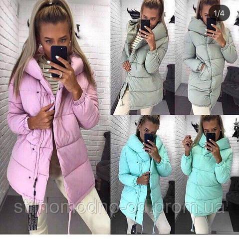 """Женская теплая куртка """"Мадрид"""""""