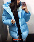 """Женская теплая куртка """"Мадрид"""", фото 3"""