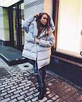 """Женская теплая куртка """"Мадрид"""", фото 4"""