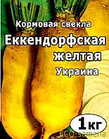 Семена Свекла кормовая Еккендорфская Желтая, Украина / 1 кг