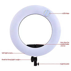 Кольцевая лампа с цифровым дисплеем, фото 3