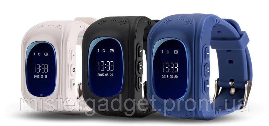 Детские умные часы Q50 GPS, фото 2